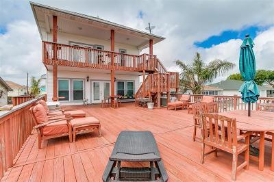 Bayou Vista Single Family Home For Sale: 262 Barracuda Street