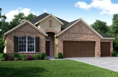 Katy Single Family Home For Sale: 1719 Pepper Grove Lane