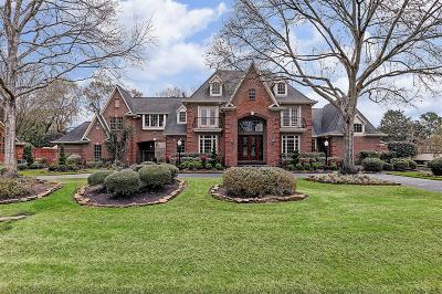 Friendswood Single Family Home For Sale: 1907 Carriage Creek Lane