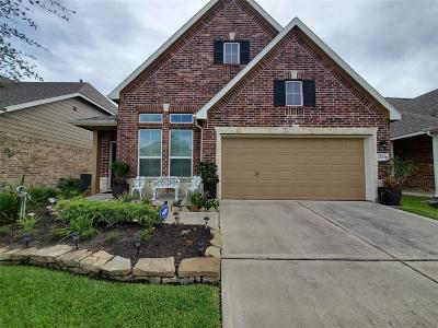 Spring Single Family Home For Sale: 21719 Morgan Park Dr