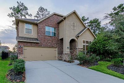 The Woodlands Single Family Home For Sale: 47 Fury Ranch