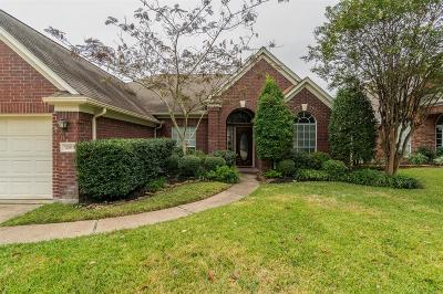 Tomball Single Family Home For Sale: 15911 Broad Oak Court