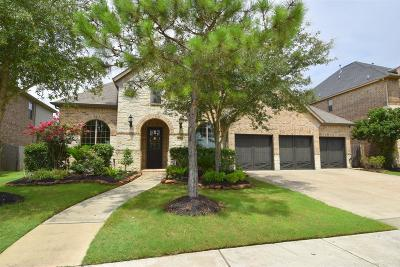 Katy TX Single Family Home Option Pending: $468,999