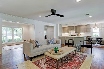Houston Single Family Home For Sale: 918 Bethlehem Street