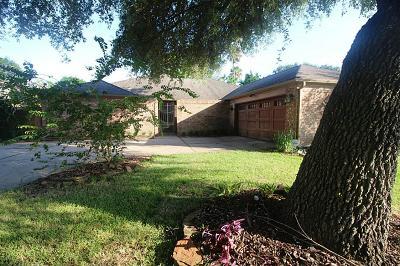 Houston TX Single Family Home For Sale: $265,000