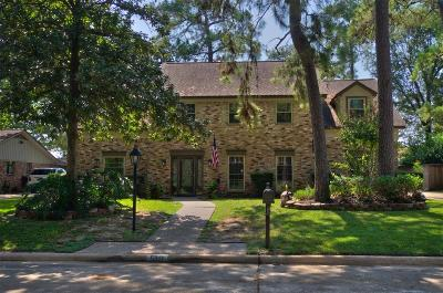 Houston Single Family Home For Sale: 5311 Lookout Mountain Drive