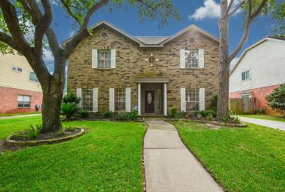 Katy Single Family Home For Sale: 619 Long Prairie Drive