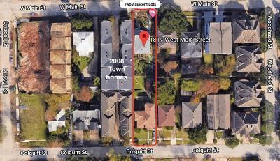 Houston Single Family Home For Sale: 1820 Colquitt Street