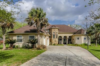 Fort Bend County Single Family Home For Sale: 32911 Whitburn Trail