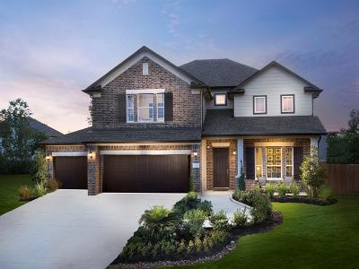 Tomball Single Family Home For Sale: 22723 Miramar Bend Drive