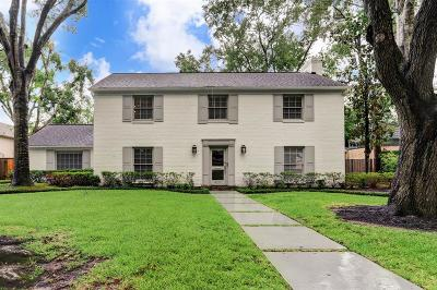 Houston Single Family Home For Sale: 6123 Riverview Way