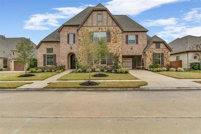 Richmond Single Family Home For Sale: 17510 Hanoverian Drive