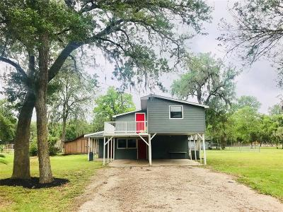Brazoria Single Family Home For Sale: 3031 County Road 510z