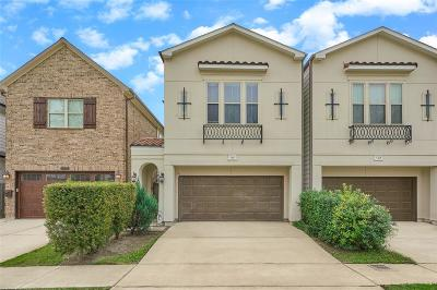 Houston TX Single Family Home For Sale: $399,000