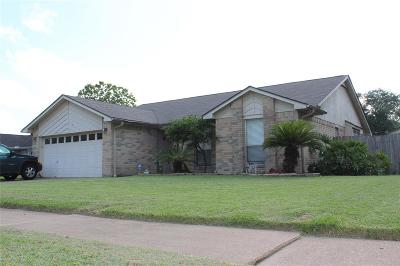 Deer Park Single Family Home For Sale: 3913 Clover Lane