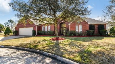 Pearland Single Family Home For Sale: 2706 Breezy Pines Lane