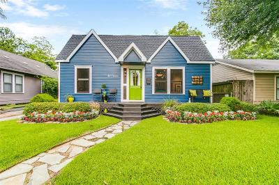 Houston Single Family Home For Sale: 4611 Michaux Street