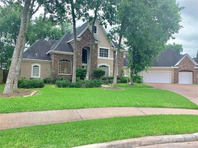 Sugar Land Single Family Home For Sale: 1703 Hatteras Court