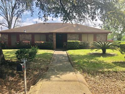 Texas City Single Family Home For Sale: 402 S Justice Street