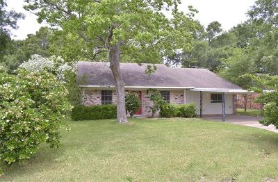Dickinson Single Family Home For Sale: 4807 31st Street