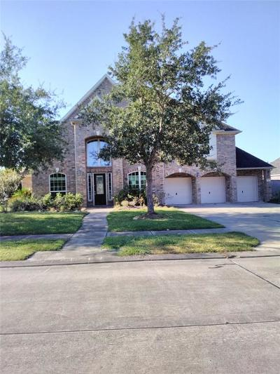League City Single Family Home For Sale: 5302 Southchase Lane
