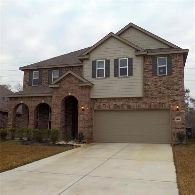 Pearland Single Family Home For Sale: 3415 Bailey Springs Lane
