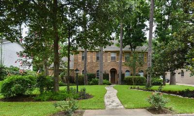Houston Single Family Home For Sale: 1110 Suwanee Lane