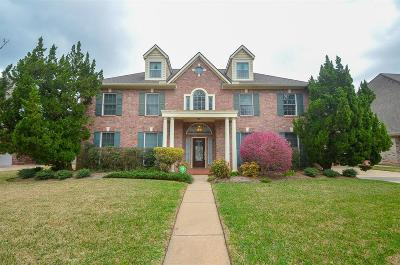 Richmond Single Family Home For Sale: 2106 Pecan Trail Drive