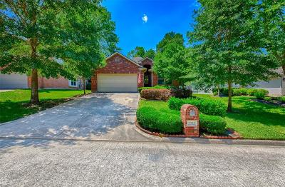 Montgomery Single Family Home For Sale: 3713 Treasure Island Drive