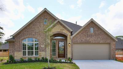 New Caney Single Family Home For Sale: 23508 Kenworth Drive