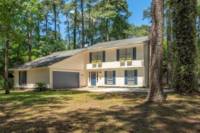 The Woodlands Single Family Home For Sale: 2004 Royal Oak Place