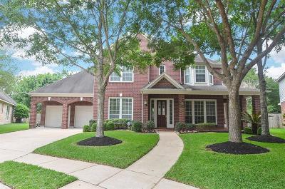 Katy Single Family Home For Sale: 22803 Roberts Run Lane