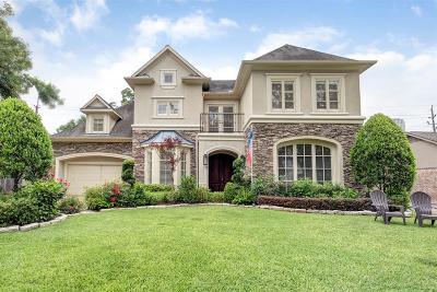 Briargrove Single Family Home For Sale: 1303 Briarmead Drive
