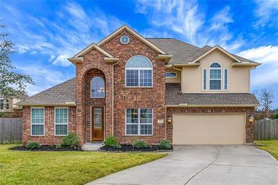 Magnolia Single Family Home For Sale: 27007 Maverick Ranch Court
