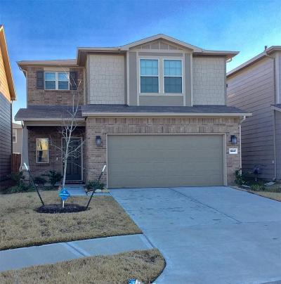 Single Family Home For Sale: 15847 Sunny Stone Drive
