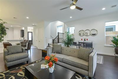 Houston Single Family Home For Sale: 3705 Newhouse St