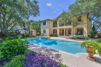 Galveston Single Family Home For Sale: 2958 Dominique Drive