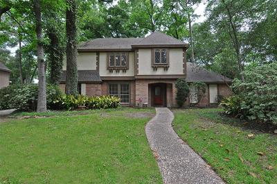 Kingwood Single Family Home For Sale: 2403 Willow Point
