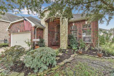 Kingwood Single Family Home For Sale: 21594 Tims Harbor Drive