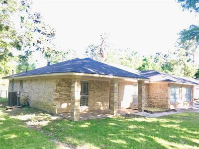 Spring Single Family Home For Sale: 24522 Glen Loch Drive
