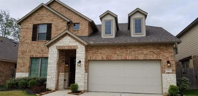 New Caney Single Family Home For Sale: 23625 Alder Branch Lane