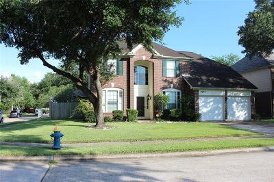 Friendswood Single Family Home For Sale: 4803 Ten Sleep Lane