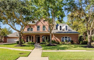 Sugar Land Single Family Home For Sale: 1607 Tuscany Place Drive