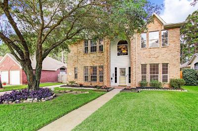 Spring Single Family Home For Sale: 6010 Capella Park Drive