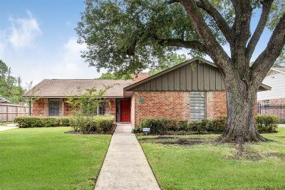 Meyerland Single Family Home For Sale: 5246 Lymbar