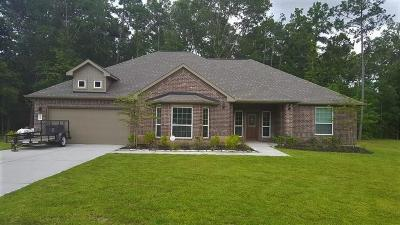 Huffman Single Family Home For Sale: 1006 Commons Waterway Drive