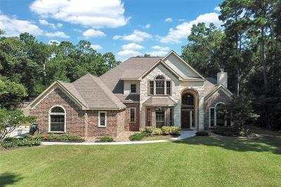 Huffman Single Family Home For Sale: 29711 Commons Forest Drive