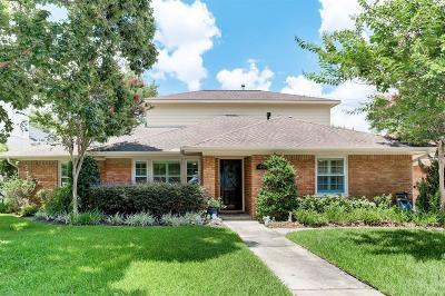 Houston Single Family Home For Sale: 4038 Merrick Street
