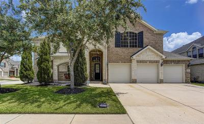 Pearland Single Family Home For Sale: 2101 Hubstone Way
