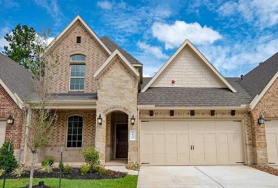 Conroe Condo/Townhouse For Sale: 9034 Meacom Drive